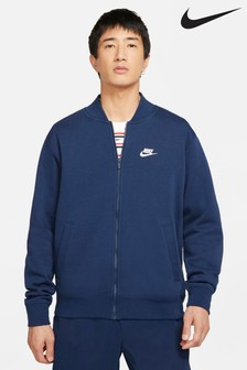 Nike Club Fleece Bomber Jacket