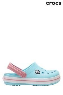 Crocs™ Light Blue Crocband Clog Sandals