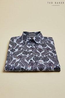 Ted Baker Torch Monkey Print Shirt