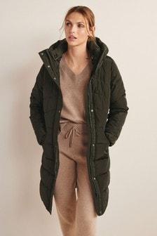Khaki Padded Coat