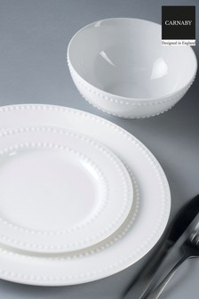 12 Piece Carnaby Fitzrovia Dinner Set