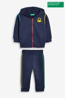 Benetton Hoody Jogging Set