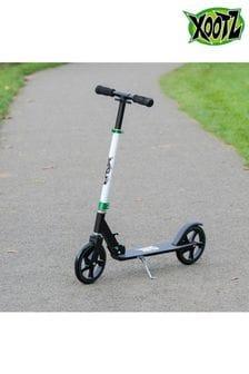 Large Wheeled Scooter Black By Xootz