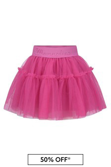 Baby Girls Pink Tulle Skirt