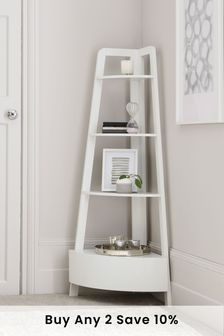 Mode Corner Ladder Shelf