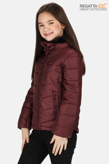 Regatta Purple Wrenley Insulated Jacket