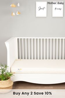 Mother&Baby Organic Gold Chemical Free Cot Mattress