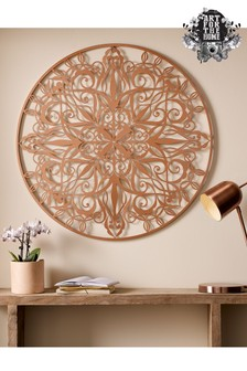 Copper Luxe Wall Art by Art For The Home