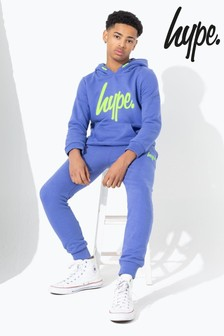Hype. Indigo Kids Tracksuit Set