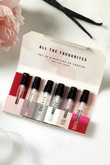 Set of 6 Fragrance Discovery Eau De Parfum