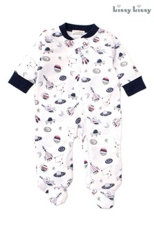 Kissy Kissy Outer Space Romper