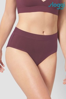Sloggi Purple Go Allround Maxi Knickers