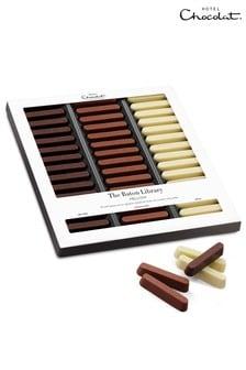 Hotel Chocolat The Mellow Baton Library