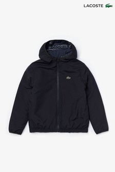 Lacoste® Hooded Padded Jacket