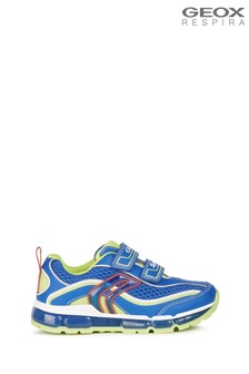 Geox Junior Boys' Android Royal/Lime Shoes