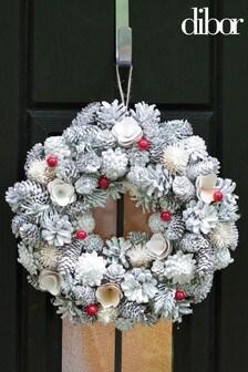 Dibor Snow Berry Wreath