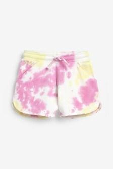 Tie Dye Jersey Shorts (3-16yrs)