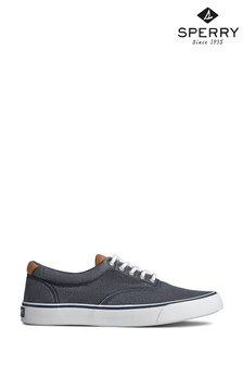 Sperry Blue Striper II Canvas Shoes