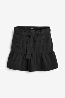 Peplum Denim Skirt (3-16yrs)