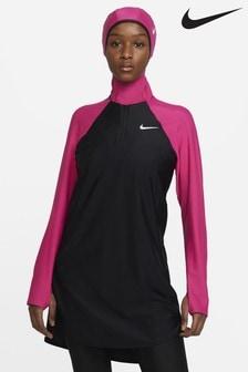 Nike Swim Color Surge Long Sleeve Tunic