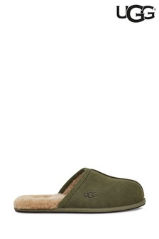 UGG® Olive Green Scuffette Slippers