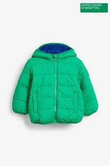 Benetton Puffer Jacket