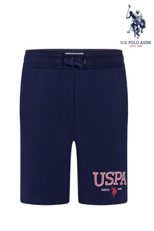 U.S. Polo Assn. Distort Logo Shorts