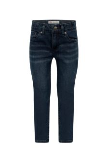 512™ Boys Blue Cotton Slim Taper Jeans