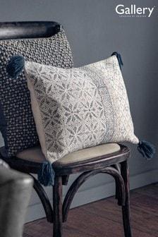 Gallery Direct Lobitos Geo Tassel Cushion