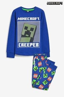 Cobalt Minecraft Pyjamas (3-16yrs)