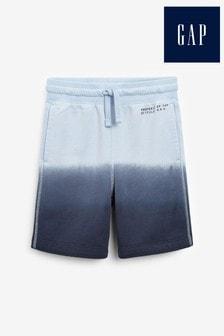 Gap Ombre Dip Dye Jersey Shorts