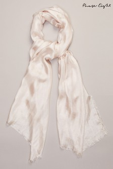 Phase Eight Cream Verity Scarf