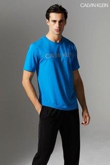 Calvin Klein Blue Branded T-Shirt