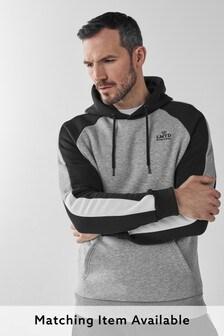 Black/Grey Joggers Colourblock Jersey