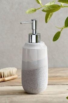 Ombre Ceramic Soap Dispenser