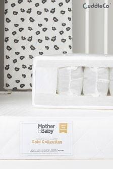Mother&Baby Pocket Sprung Anti Allergy Cot Mattress