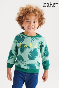 Baker by Ted Baker Printed Sweat Top