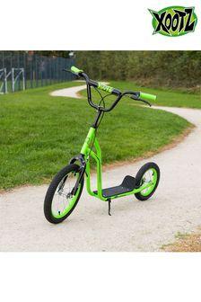 BMX Scooter Green By Xootz