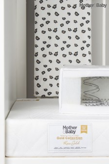 Mother&Baby Sprung Anti Allergy CotBed Mattress
