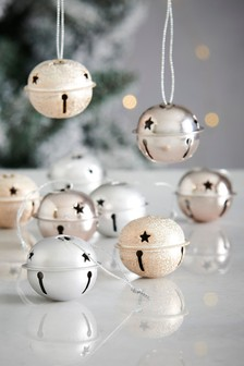 9 Piece Bells Baubles