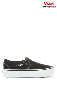 Vans Womens Asher Platform Trainers