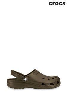 Crocs™ Brown Classic Clogs