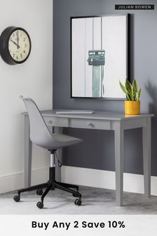 Julian Bowen Carrington Grey Desk