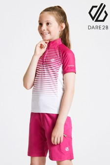 Dare 2b Pink Go Faster Cycle Jersey
