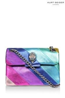 Kurt Geiger London Mini Kensington Rainbow Bag
