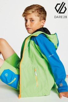 Dare 2b Green Avail Waterproof Jacket