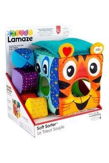 TOMY Lamaze Soft Shape Sorter