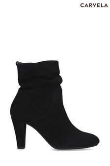 Carvela Comfort Black Rita Boots