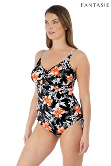 Fantasie Black Port Swimsuit