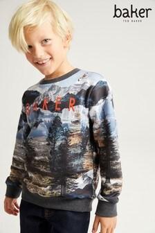 Baker by Ted Baker Scenic Sweatshirt